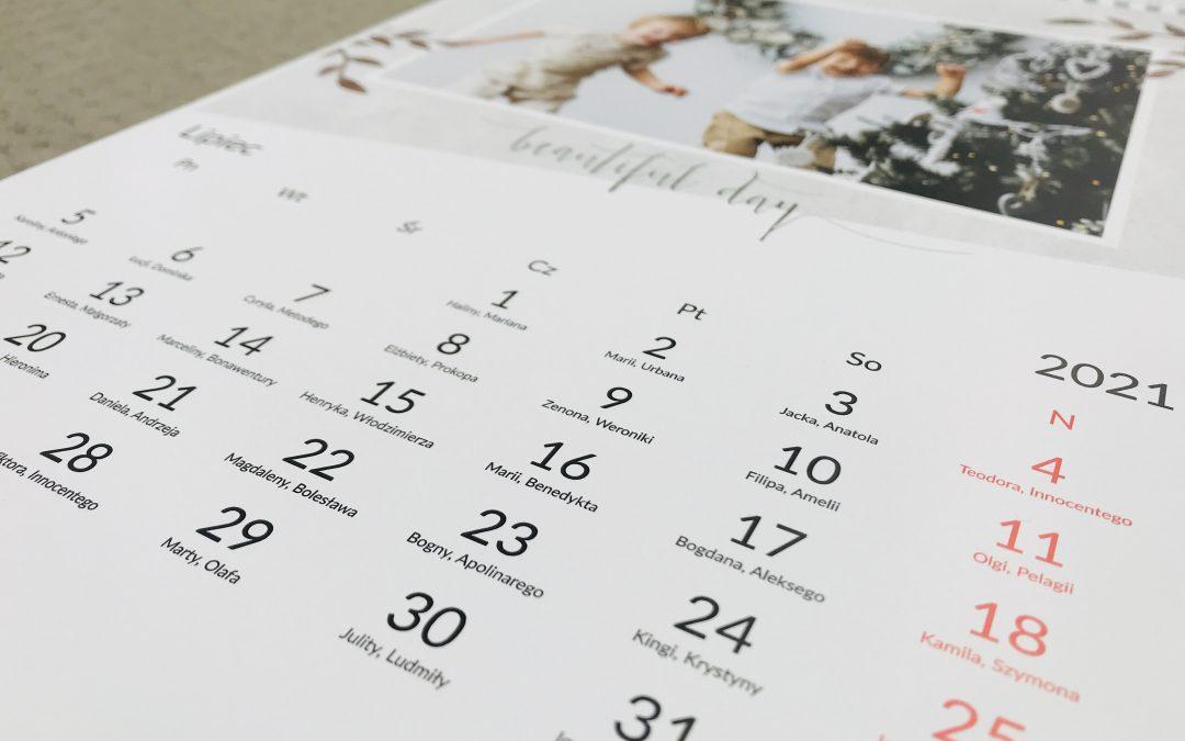 Kalendarz Fotografa